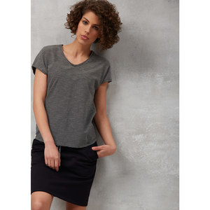 Damen T-Shirt Stripes  - recolution