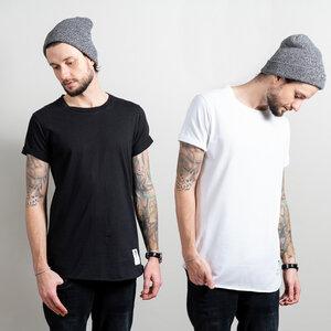 2er Pack Pure Shirts GOTS Zertifiziert - Who's Rob?