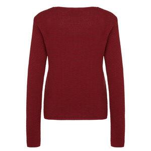 Damen Pullover Rib  - recolution