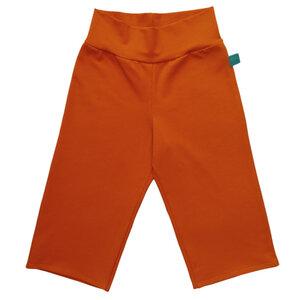Capri Hose uni Gelb- und Rot-Töne - bingabonga®