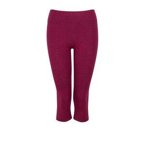 GITA - Damen - 3/4 Leggings für Yoga und Freizeit aus Biobaumwolle - Jaya