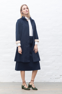 Love bird trench coat - ETICLO'