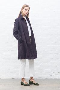 Love bird trench coat - ETICLO'