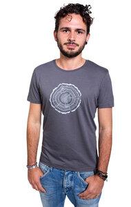 Fairwear Modal Shirt Men Anthrazit Treeslice - Life-Tree