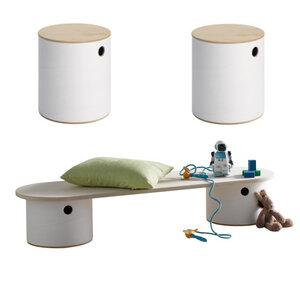 rund:Stil Kindersitzeck Set - rund:Stil
