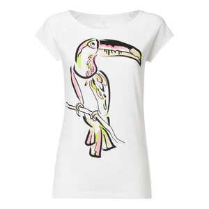 Damen T-Shirt Tukan - ThokkThokk