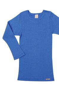 Fairtrade Natur Kinder Shirt langarm - comazo|earth