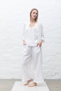 My linen pants - ETICLO'