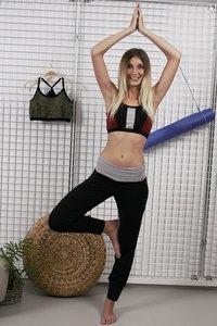 Fairtrade Yoga Bustier - comazo|earth