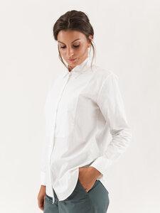 Lily organic poplin shirt - ETICLO'