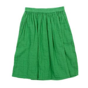 Damen Rock Uma grass green Musselin - Lily Balou