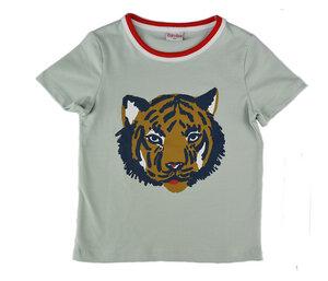 Baba Babywear T-Shirt Tiger beige - Baba Babywear