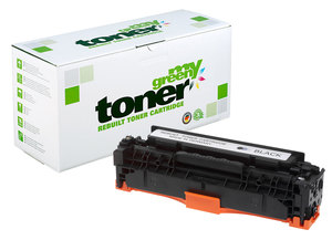 my green toner für HP CE 410 X - my green toner
