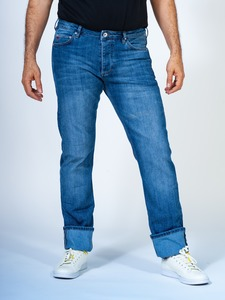 "Robuste Freizeit-Jeans Regular Fit ""Changemaker"" - Torland"