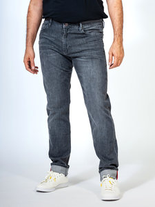 "Freizeit-Jeans mit Smart Pockets - Slim Fit ""Freelancer"" - Torland"