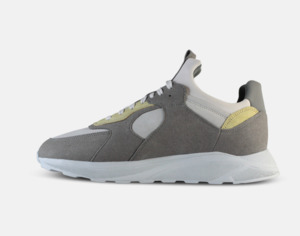 LARCH LEMON SUEDE - ekn footwear