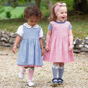 Sommer Kleid zum Wenden für Mädchen - Kite Clothing