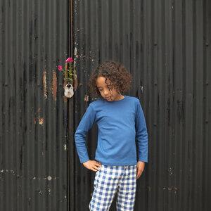 Canvas Shorts für Jungen - Pigeon by Organics for Kids
