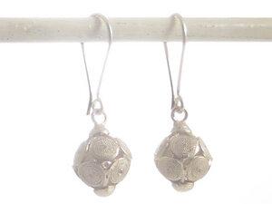 Ohrringe Kugel Silber - Filigrana Schmuck