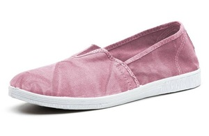 Damen Slipper washed - Camping Enzimatico vegan - natural world