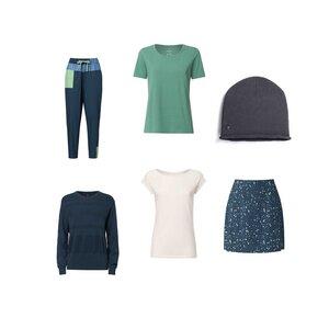 Damen Outfit 6er Pack Bio Fair - THOKKTHOKK