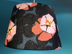 Hängeleuchte konisch Big Flowers - my lamp