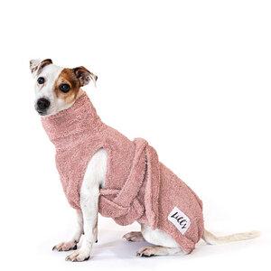 Hundebademantel aus Bio-Baumwolle - Lill's