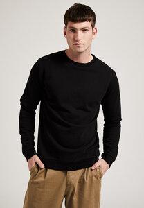 Herren Sweatshirt aus Biobaumwolle, GOTS, mit Rundhals Ausschnitt - PHYNE