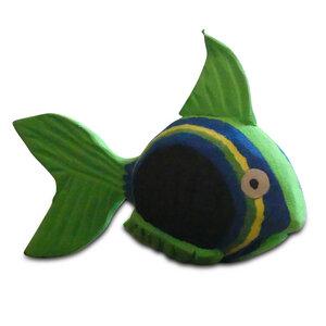 Tierfigur Fisch aus FlipFlops - Ocean Sole