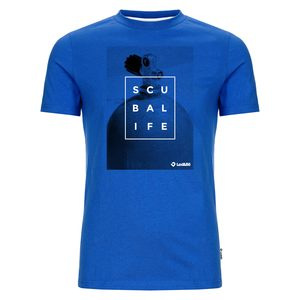 Scuba Life T-Shirt Herren  - Lexi&Bö