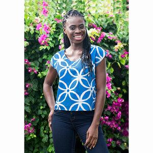 Boxy Shirt  - Global Mamas