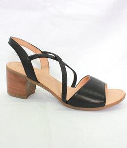 Absatz-Sandalette - Tisana - schwarz - Werner Schuhe