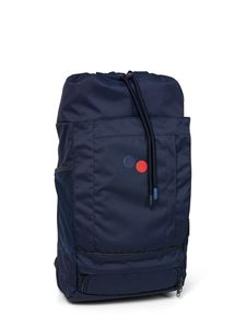 Rucksack - Blok Medium - Tide Blue - pinqponq