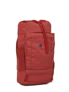 Rucksack - Blok Medium - Blur Red - pinqponq