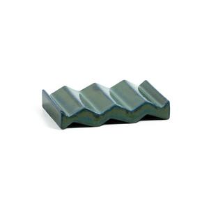 Seifenschale aus Keramik Rocky M. in 7 Farbvarianten - OBAstudios