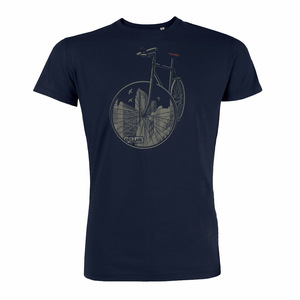 T-Shirt Guide Bike City - GreenBomb