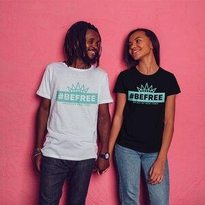 "be free – Unisex Shirt ""Spirit of New York"" - DENK.MAL Clothing"