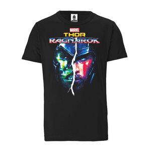 LOGOSHIRT - Marvel - Thor Ragnarok - T-Shirt - 100% Organic Cotton  - LOGOSH!RT