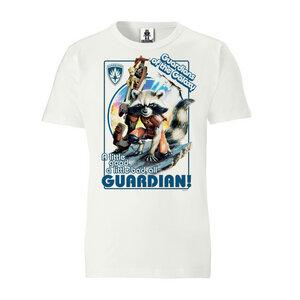 LOGOSHIRT - Marvel Guardians of the Galaxy - Rocket Raccoon - T-Shirt - LOGOSH!RT