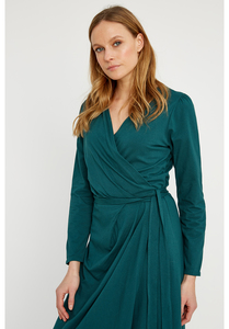 Wickel Kleid - Imogen Wrap Dress - People Tree