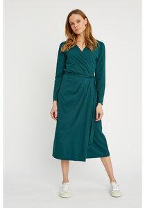 Wickel Kleid - Imogen Wrap Dress - People Tree