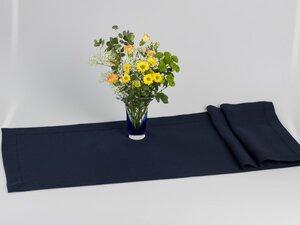 Tischläufer mit breitem Rahmensaum - Marschall & Riedler