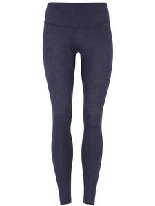 Yogaleggings - Jeans Tights - Denim Blue - Mandala