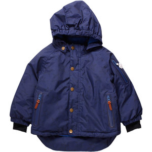 Jungen Winterjacke Polyester/Recycled Schadstofffrei - Fred's World by Green Cotton