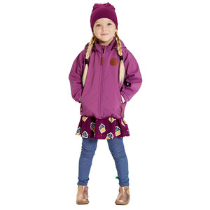Mädchen Softshell-Jacke Polyester/Recycled Schadstofffrei - Fred's World by Green Cotton
