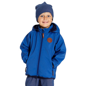 Jungen Softshell-Jacke Polyester/Recycled Schadstofffrei - Fred's World by Green Cotton