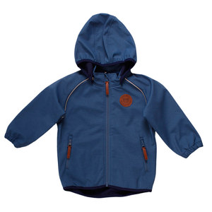 Jungen Soft-Shell Jacke Polyester/Recycled Schadstofffrei - Fred's World by Green Cotton