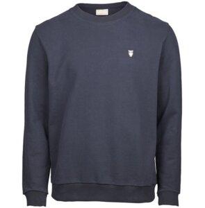 Sweatshirt - Basic Sweat - KnowledgeCotton Apparel