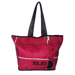 Tote bag / Strandtasche / Handtasche aus Kitesegeln Canvas UNIKAT  - Beachbreak