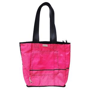 Unique Shopper / Tote bag aus Kitesegeln / Canvas / Segeltuch UNIKAT - Beachbreak